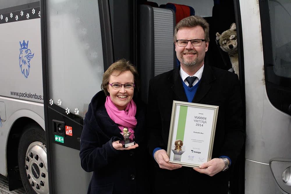Årets företagare 2014