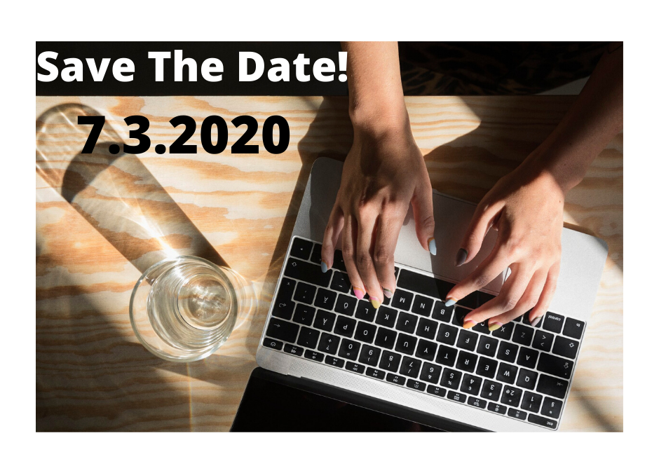 SAVE THE DATE! 07.03.2020